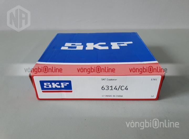 Vòng bi 6314/C4 chính hãng SKF - Vòng bi Online