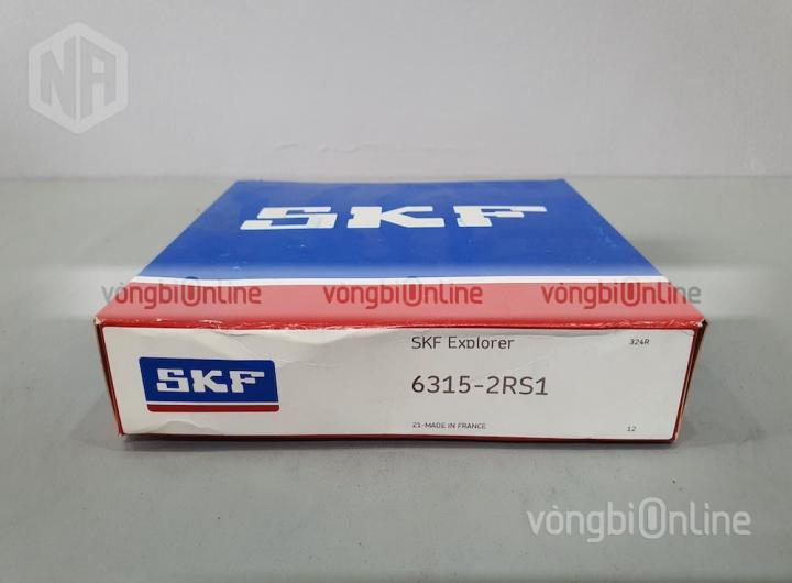 Vòng bi 6315-2RS1 chính hãng SKF - Vòng bi Online
