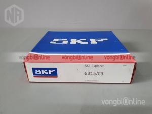 Vòng bi SKF 6315/C3