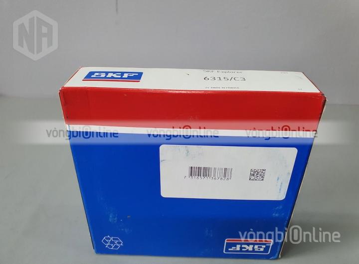 Vòng bi 6315/C3 chính hãng SKF - Vòng bi Online