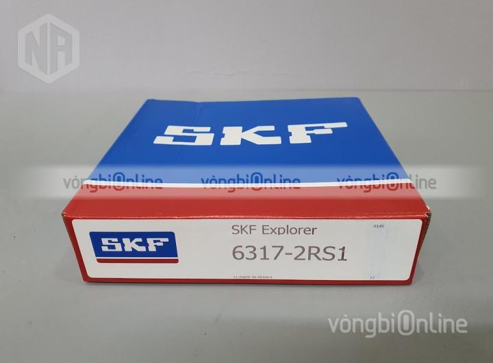 Vòng bi 6317-2RS1 chính hãng SKF - Vòng bi Online