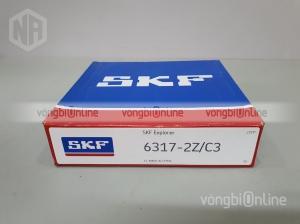 Vòng bi SKF 6317-2Z/C3