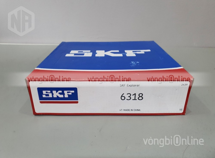 Vòng bi 6318 chính hãng SKF - Vòng bi Online