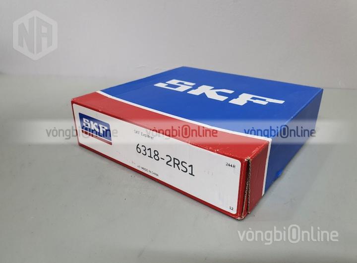 Vòng bi 6318-2RS1 chính hãng SKF - Vòng bi Online