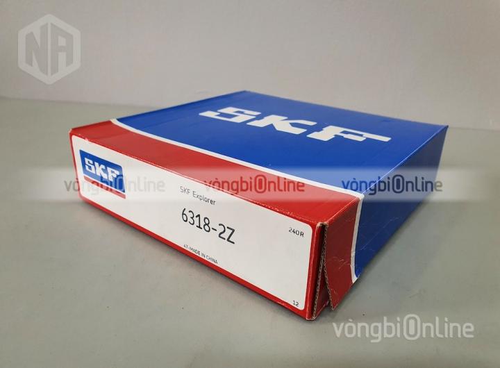 Vòng bi 6318-2Z chính hãng SKF - Vòng bi Online
