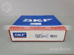 Vòng bi SKF 6318-2Z/C3