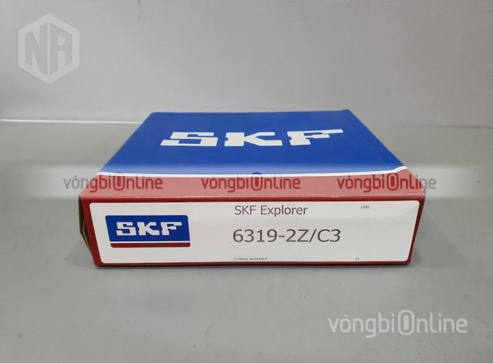 Vòng bi 6319-2Z/C3 chính hãng SKF - Vòng bi Online