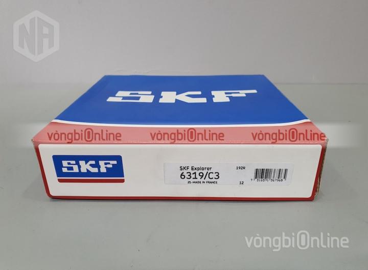Vòng bi 6319/C3 chính hãng SKF - Vòng bi Online