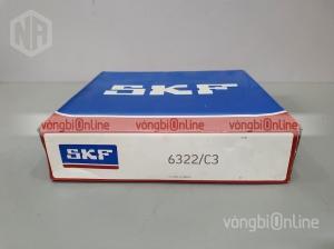 Vòng bi SKF 6322/C3