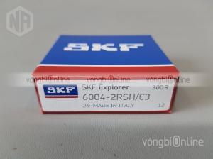 Vòng bi SKF 6004-2RSH/C3