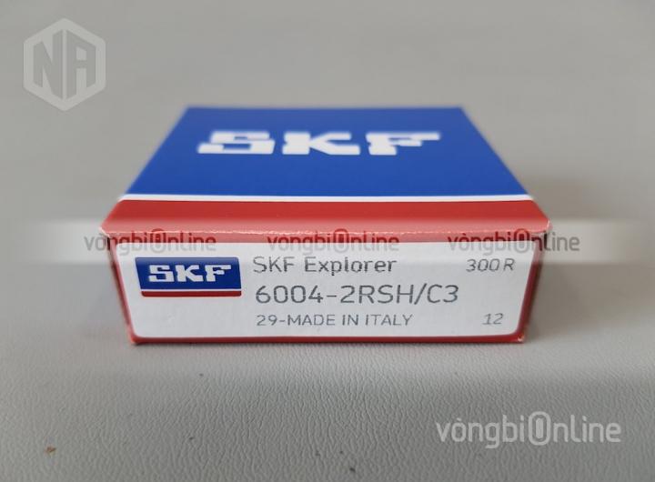 Vòng bi 6004-2RSH/C3 chính hãng SKF - Vòng bi Online