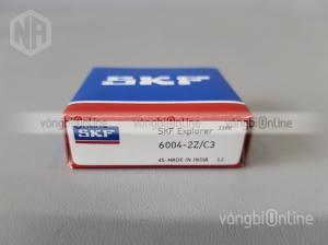 Vòng bi SKF 6004-2Z/C3