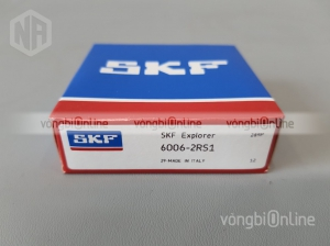 Vòng bi SKF 6006-2RS1
