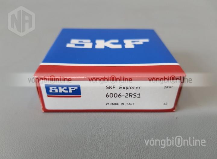 Vòng bi 6006-2RS1 chính hãng SKF - Vòng bi Online