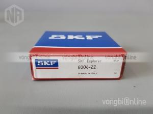 Vòng bi SKF 6006-2Z