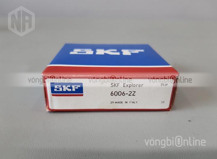 Vòng bi 6006-2Z chính hãng SKF - Vòng bi Online