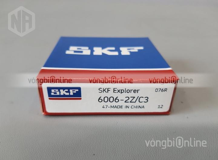 Vòng bi 6006-2Z/C3 chính hãng SKF - Vòng bi Online