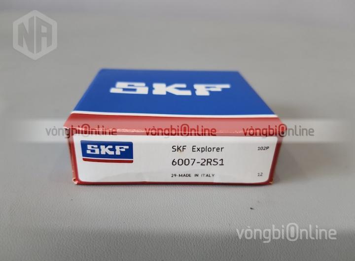 Vòng bi 6007-2RS1 chính hãng SKF - Vòng bi Online