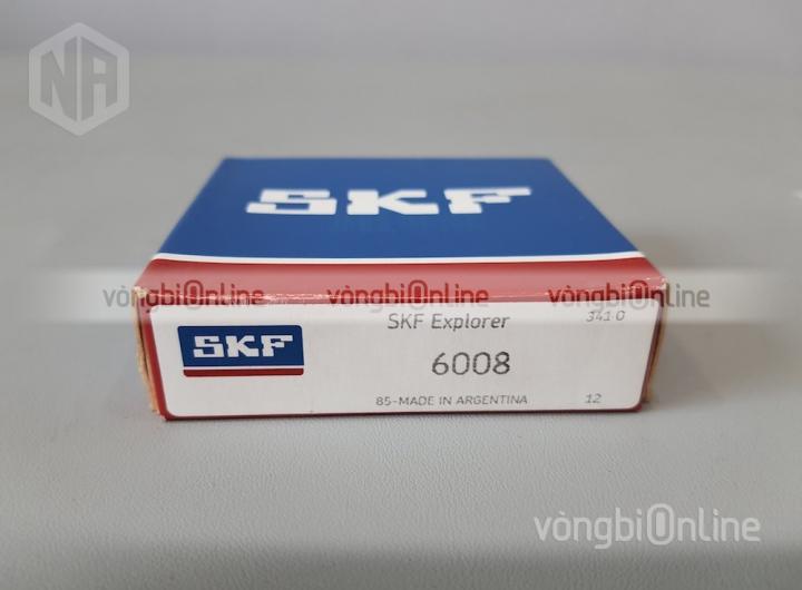Vòng bi 6008 chính hãng SKF - Vòng bi Online
