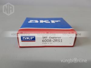 Vòng bi SKF 6008-2RS1