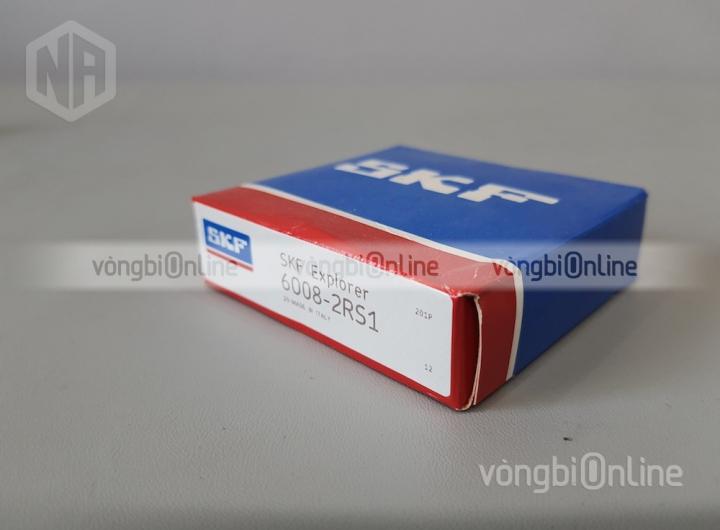Vòng bi 6008-2RS1 chính hãng SKF - Vòng bi Online