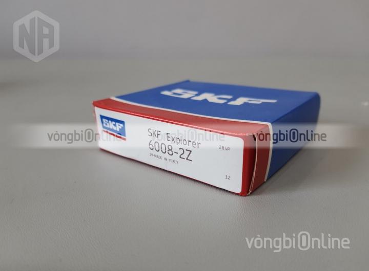 Vòng bi 6008-2Z chính hãng SKF - Vòng bi Online
