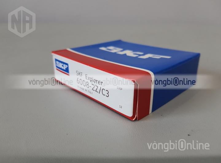 Vòng bi 6008-2Z/C3 chính hãng SKF - Vòng bi Online