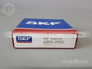 Vòng bi SKF 6009-2RS1