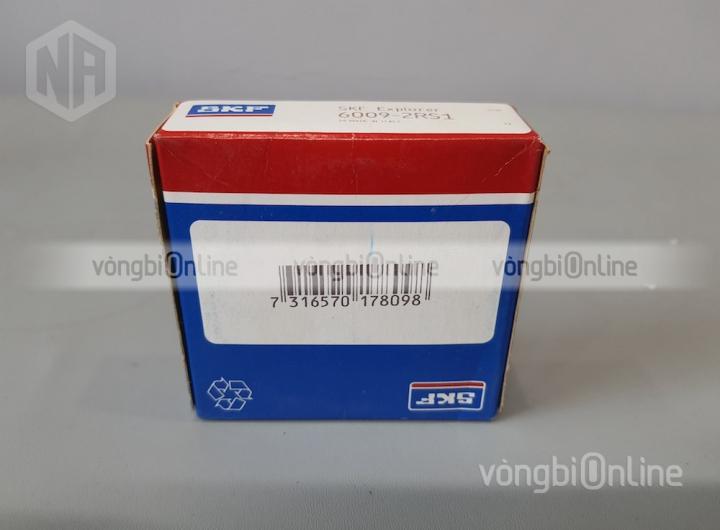 Vòng bi 6009-2RS1 chính hãng SKF - Vòng bi Online
