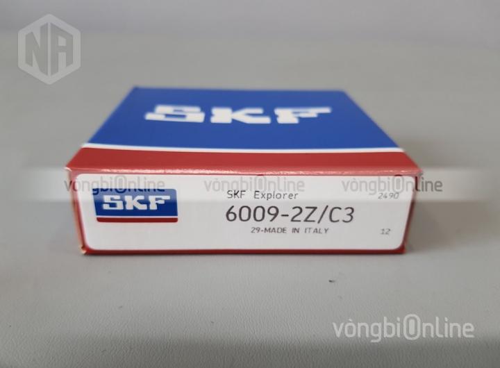 Vòng bi 6009-2Z/C3 chính hãng SKF - Vòng bi Online