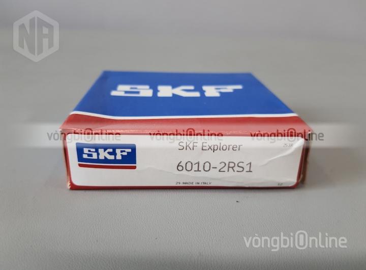 Vòng bi 6010-2RS1 chính hãng SKF - Vòng bi Online