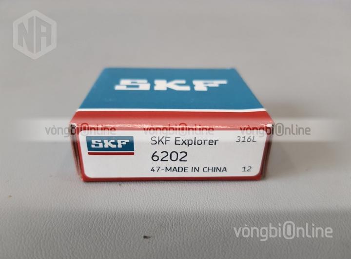 Vòng bi 6202 chính hãng SKF - Vòng bi Online