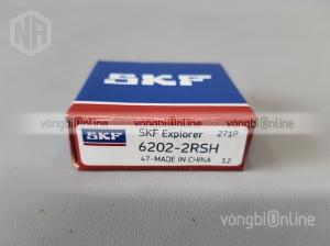 Vòng bi SKF 6202-2RSH