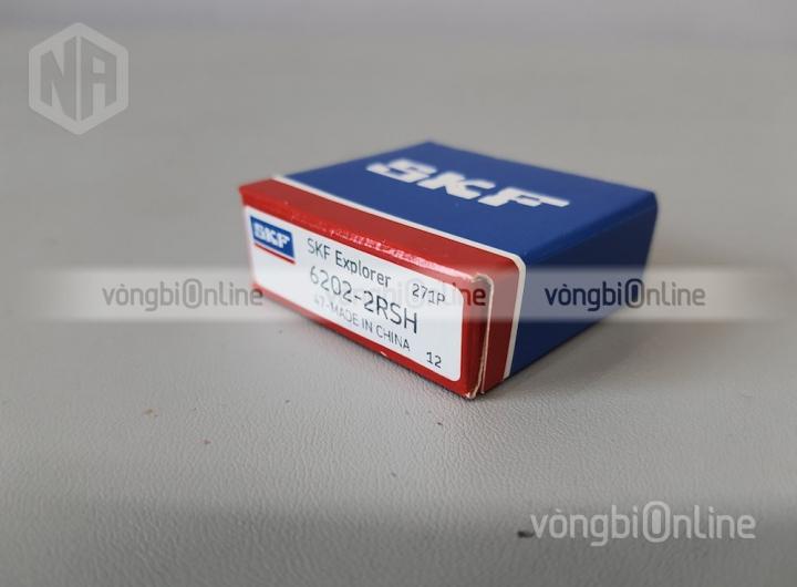 Vòng bi 6202-2RSH chính hãng SKF - Vòng bi Online