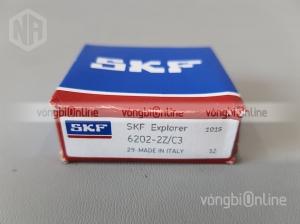 Vòng bi SKF 6202-2Z/C3