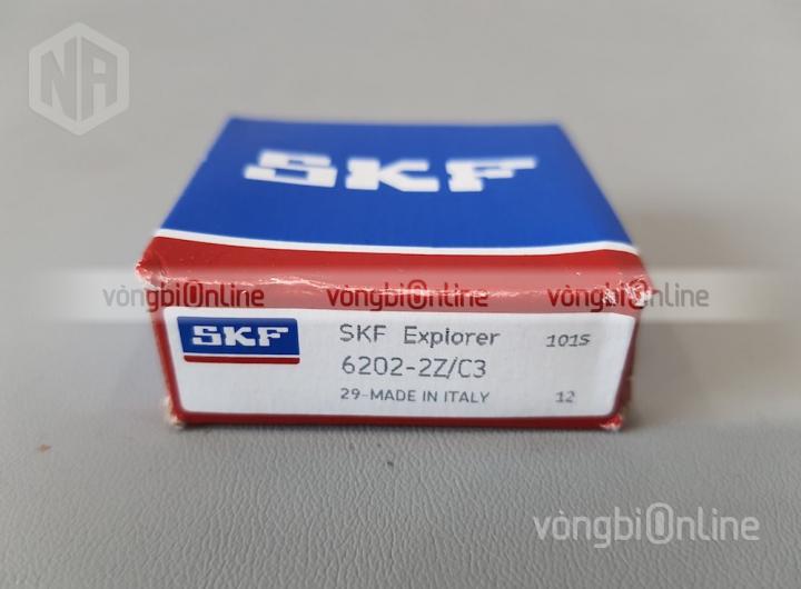 Vòng bi 6202-2Z/C3 chính hãng SKF - Vòng bi Online