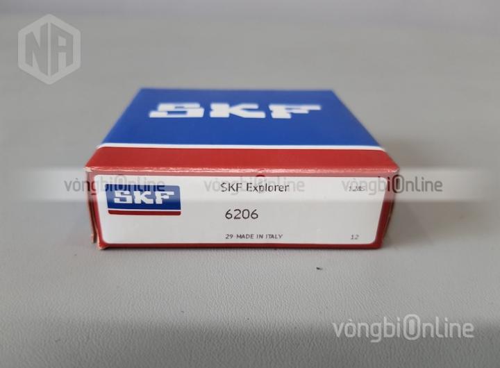 Vòng bi 6206 chính hãng SKF - Vòng bi Online