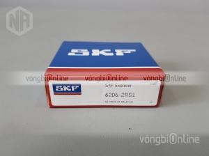Vòng bi SKF 6206-2RS1