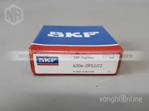 Vòng bi SKF 6206-2RS1/C3