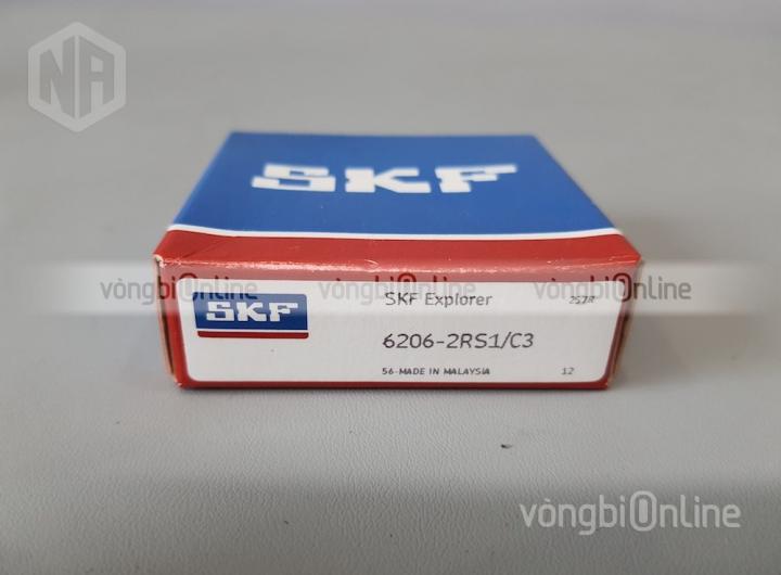 Vòng bi 6206-2RS1/C3 chính hãng SKF - Vòng bi Online