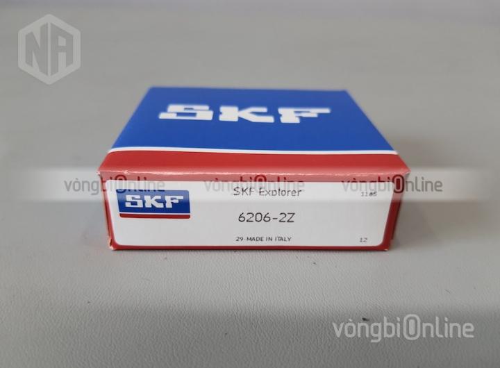 Vòng bi 6206-2Z chính hãng SKF - Vòng bi Online