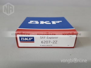 Vòng bi SKF 6207-2Z