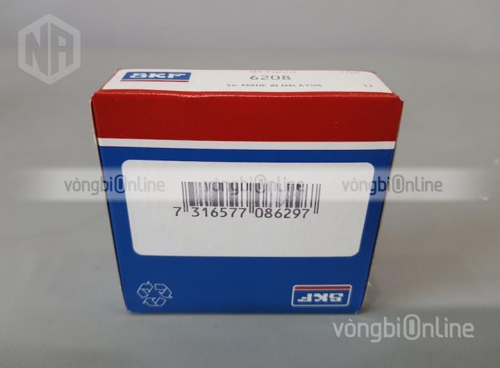 Vòng bi 6208 chính hãng SKF - Vòng bi Online