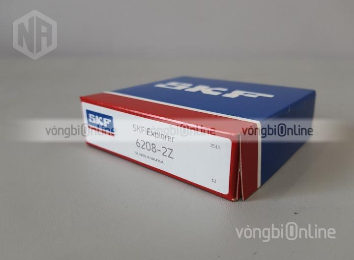Vòng bi 6208-2Z chính hãng SKF - Vòng bi Online