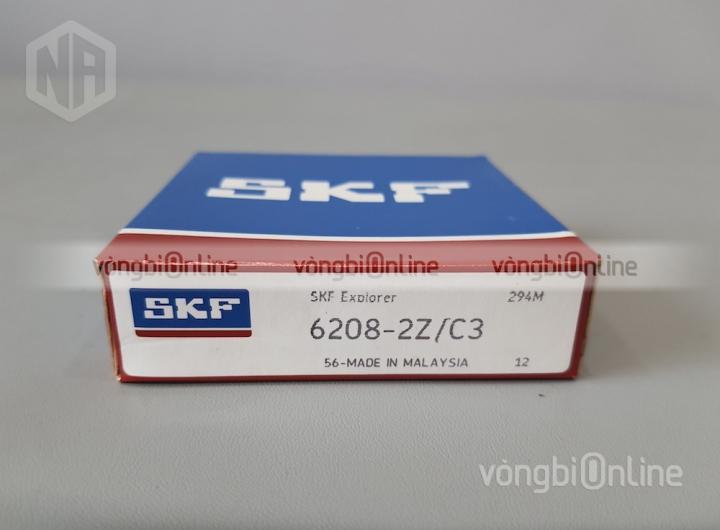 Vòng bi 6208-2Z/C3 chính hãng SKF - Vòng bi Online
