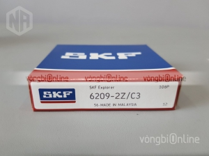 Vòng bi SKF 6209-2Z/C3