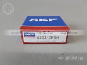 Vòng bi SKF 6301-2RSH