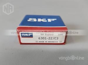 Vòng bi SKF 6301-2Z/C3