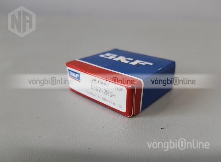 Vòng bi 6302-2RSH chính hãng SKF - Vòng bi Online