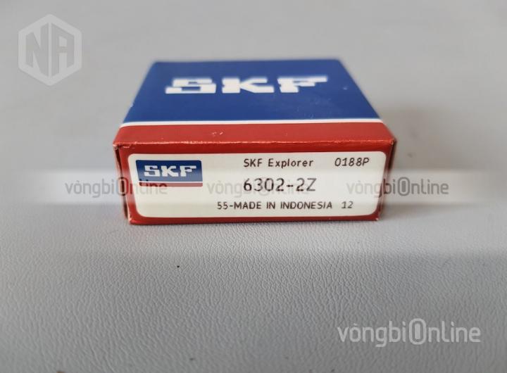 Vòng bi 6302-2Z chính hãng SKF - Vòng bi Online
